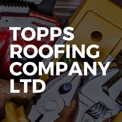 Topps Roofing Company Ltd