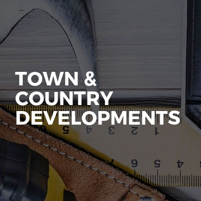 Town & country developments