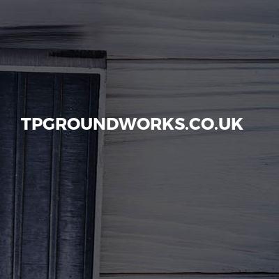 Tpgroundworks.co.uk