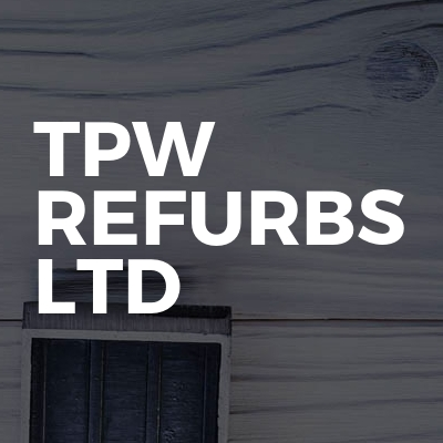 TPW refurbs Ltd