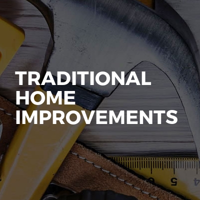 Traditional Home improvements