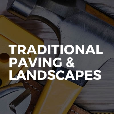 Traditional paving & landscapes