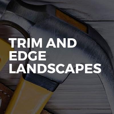 Trim And Edge Landscapes