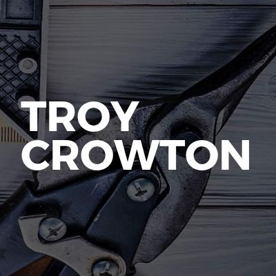 Troy Crowton