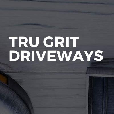 Tru grit driveways
