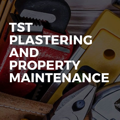 TST plastering and property maintenance