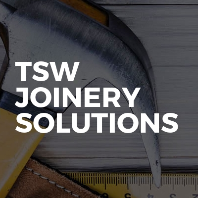 TSW Joinery Solutions