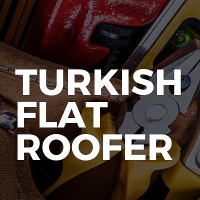 Turkish Flat roofer