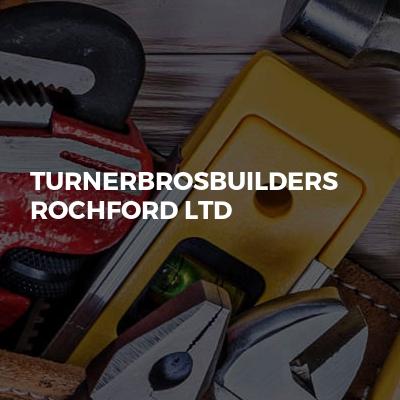 Turnerbrosbuilders rochford ltd