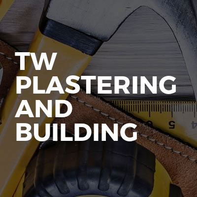 TW Plastering and Building