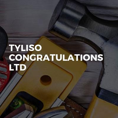Tyliso Congratulations Ltd