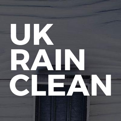 Uk rain clean