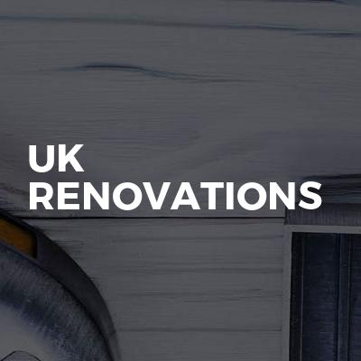 UK RENOVATIONS