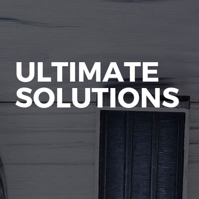 Ultimate solutions