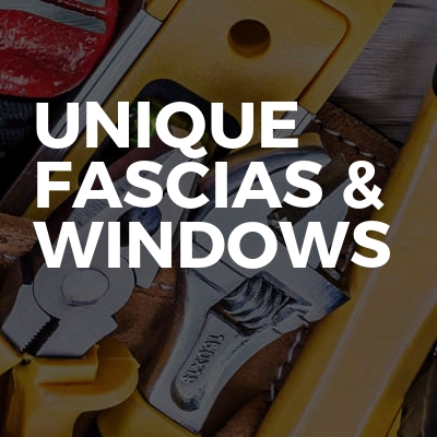 Unique fascias & windows