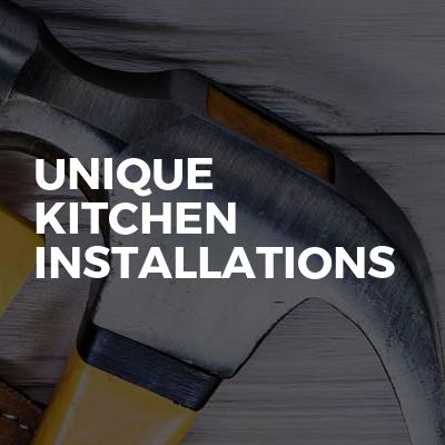 Unique Kitchen Installations