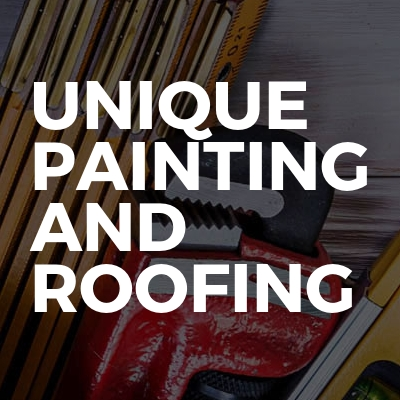 Unique painting and roofing