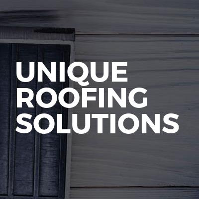 Unique Roofing Solutions