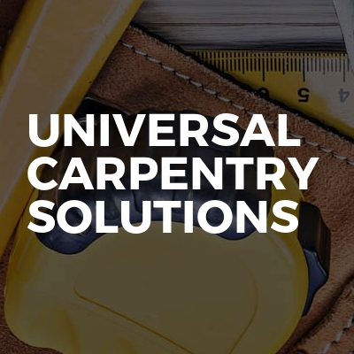 Universal carpentry solutions