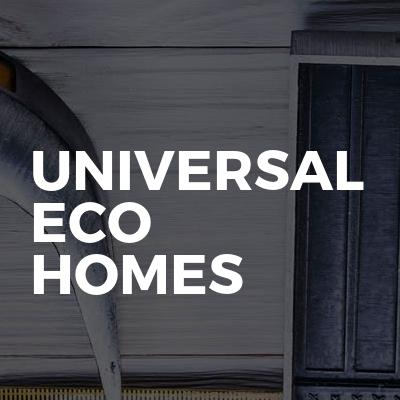 Universal Eco Homes