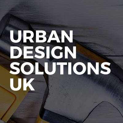 Urban Design Solutions UK