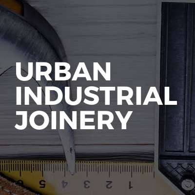 Urban Industrial Joinery