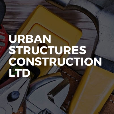 Urban Structures Construction Ltd