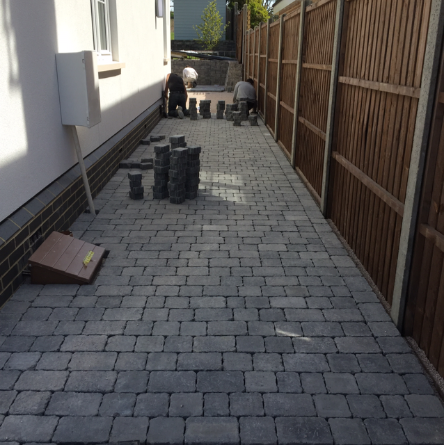 M Grant Paving and Driveways