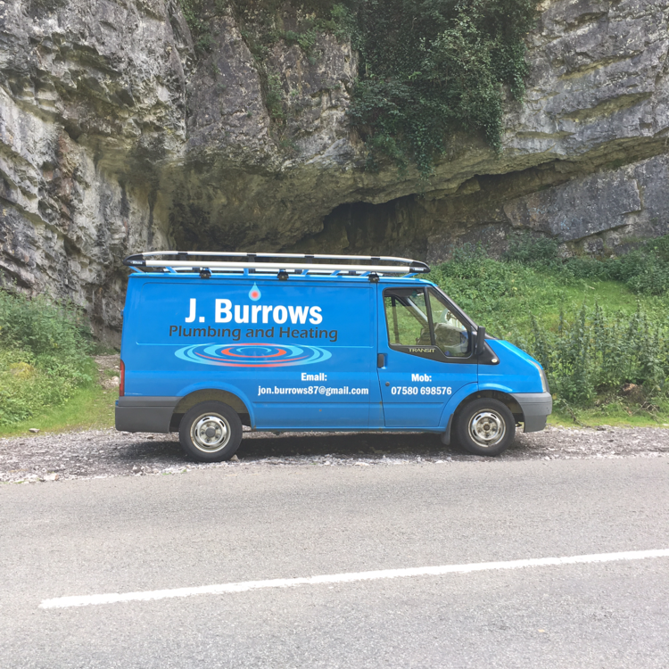 J burrows plumbing & heating