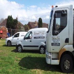 Hodgson & Sons builders and landscape gardeners