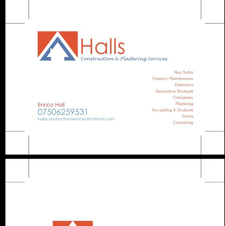 Halls Contruction Services