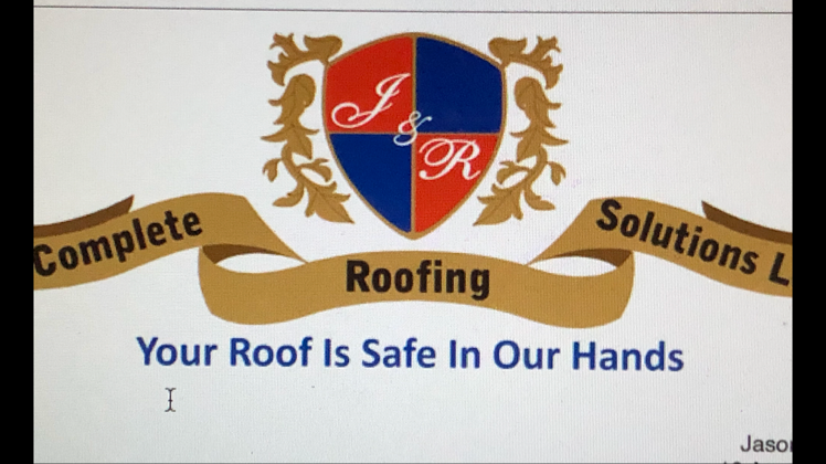 J & R Complete Roofing Solutions Ltd