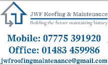 JWF Roofing and Maintenance