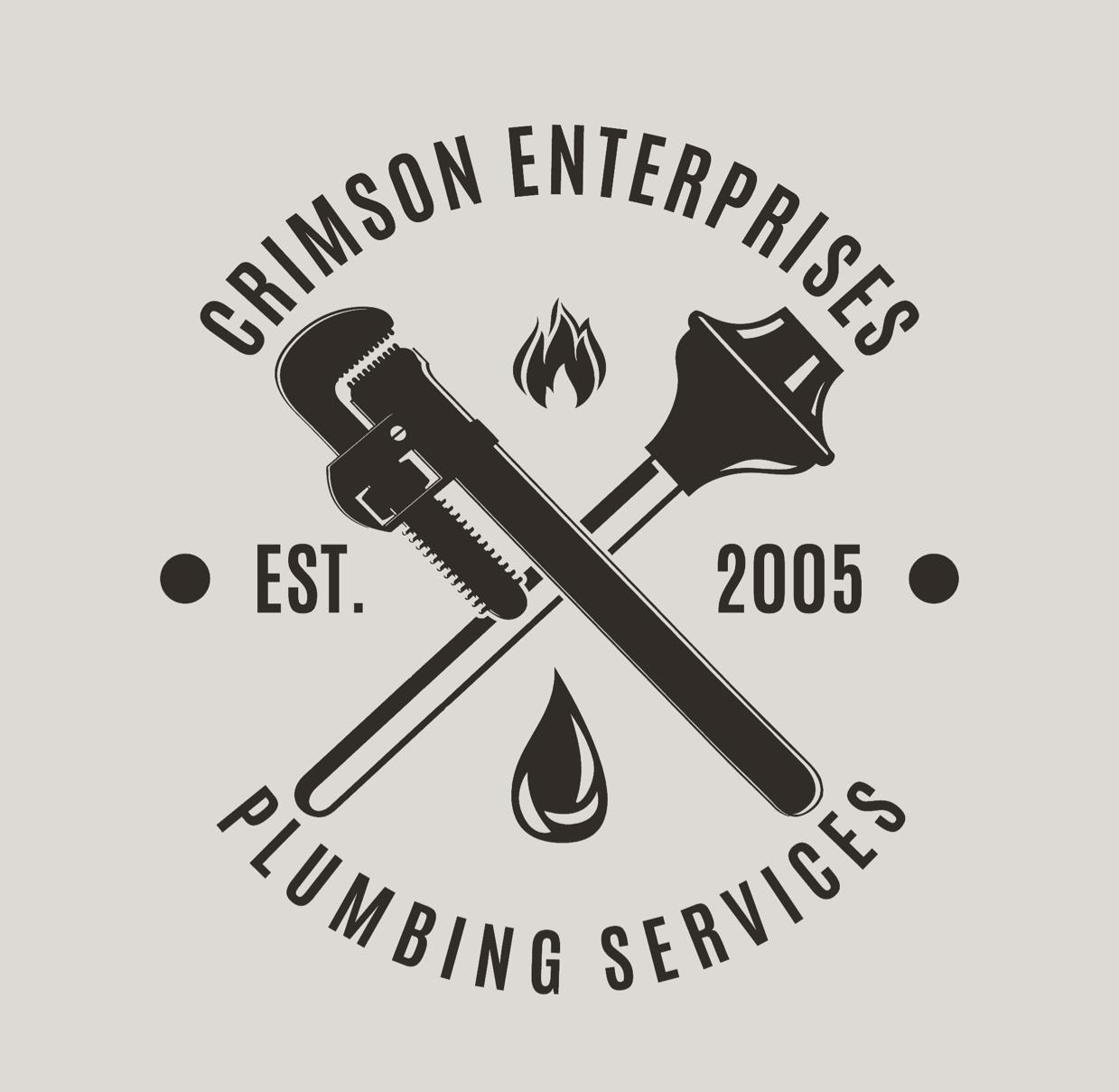 Crimson enterprises plumbing services