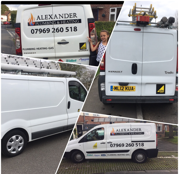 Alexander plumbing & heating