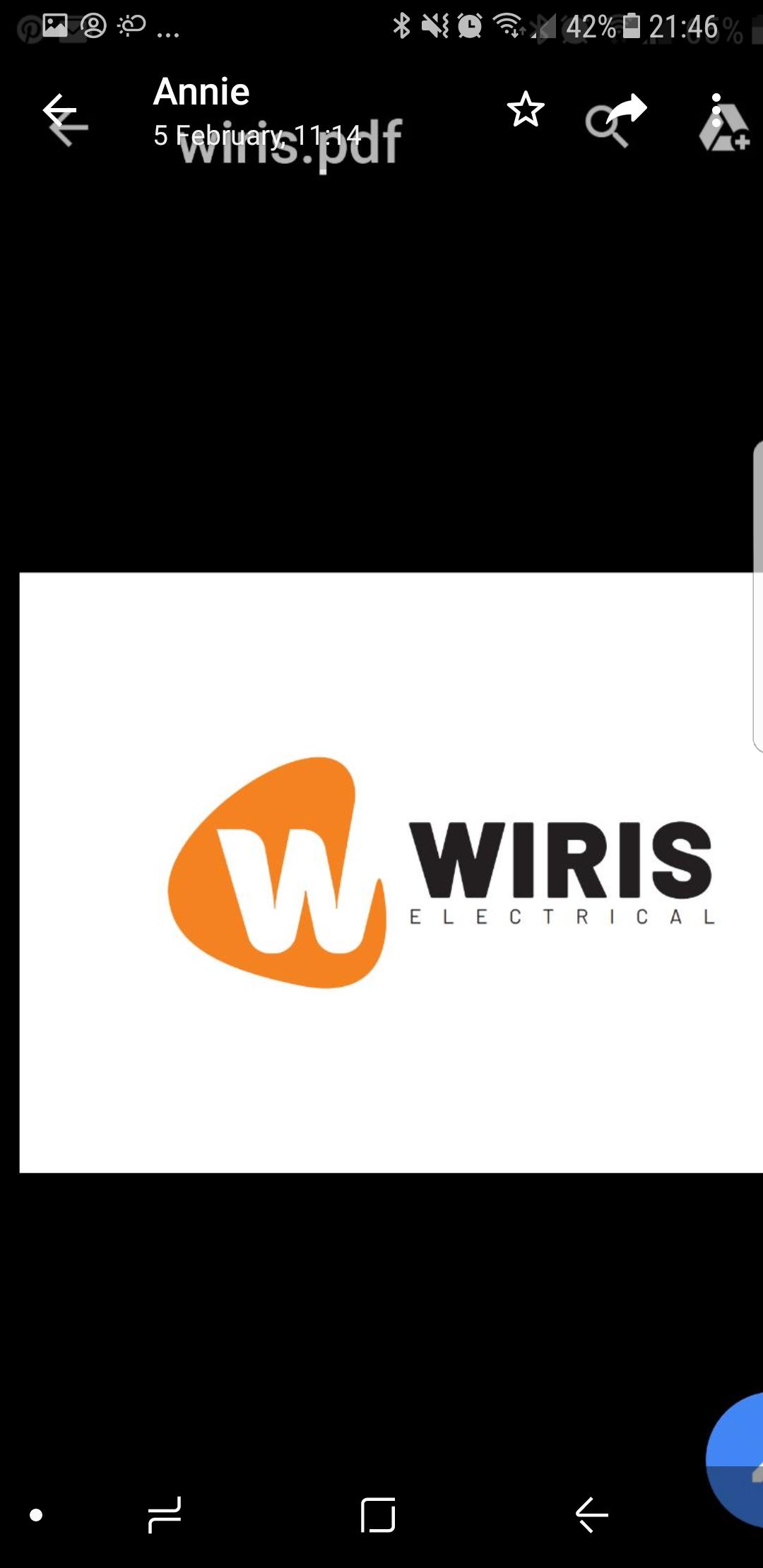 Wiris Electrical Ltd