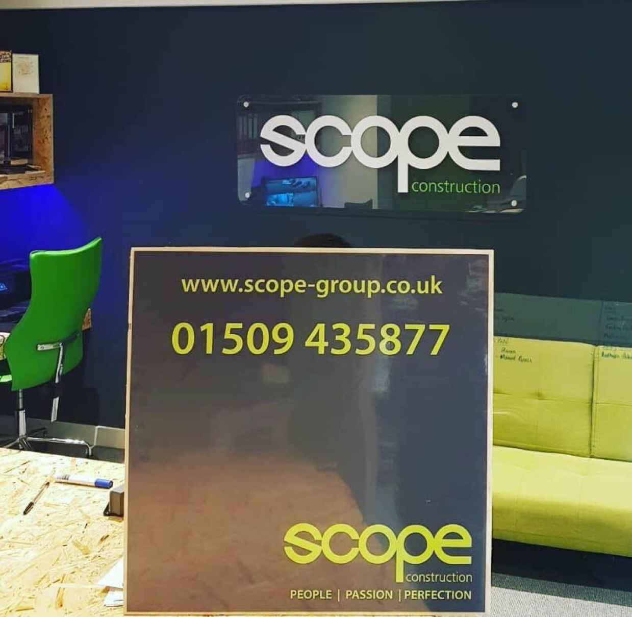 Scope Construction Ltd