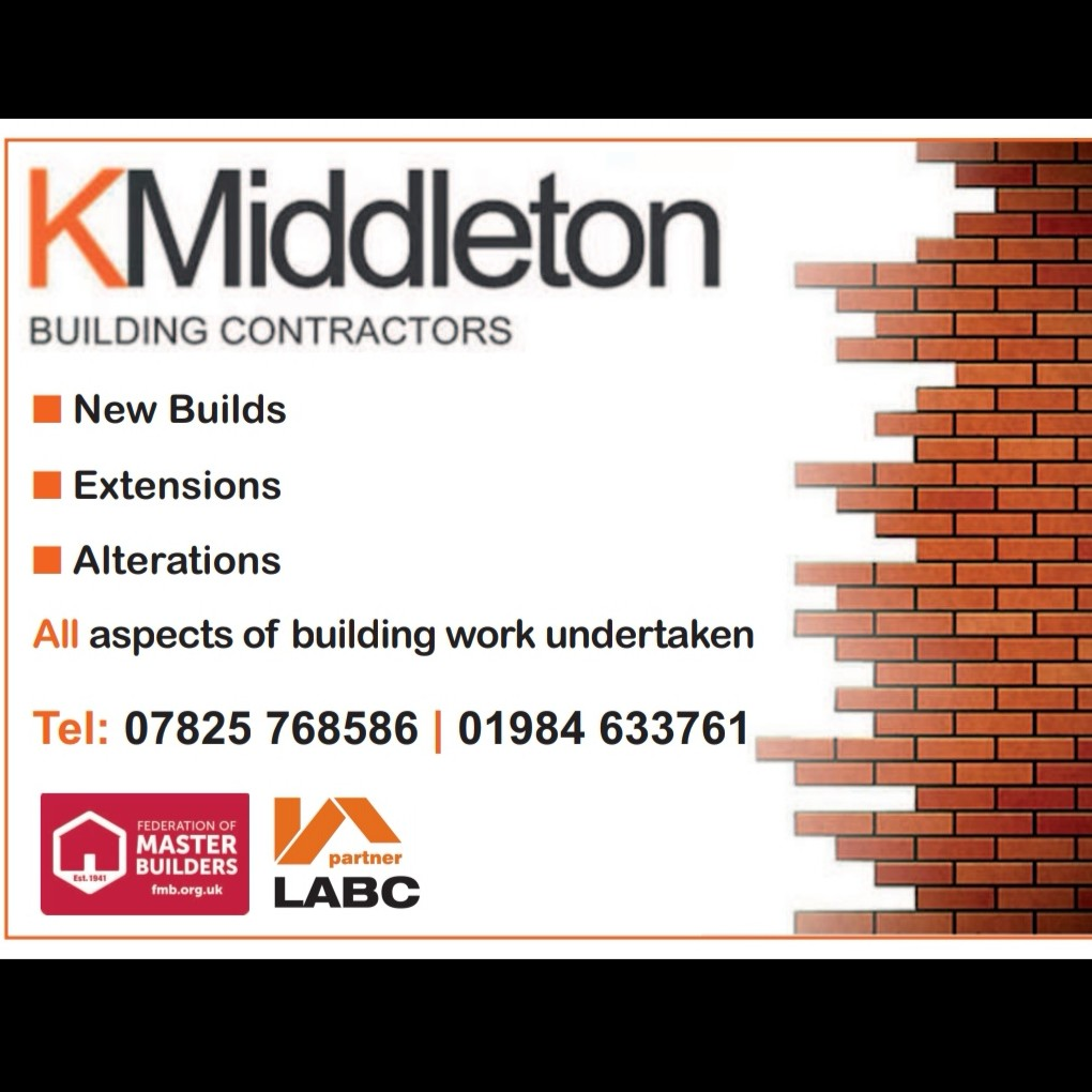 K middleton building contractor