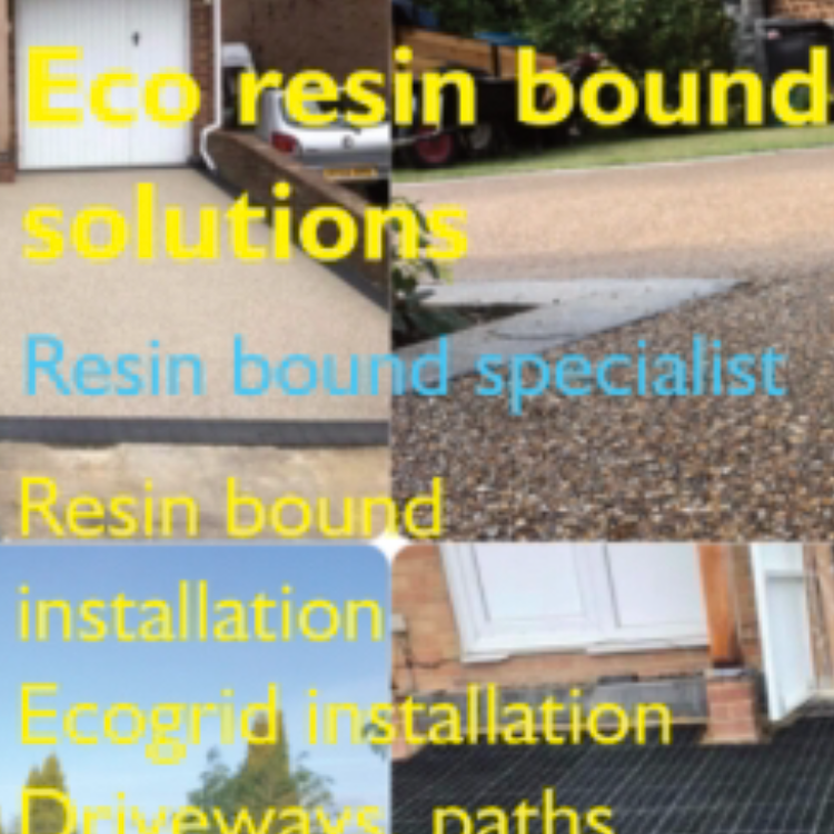 Eco resin bound solutions