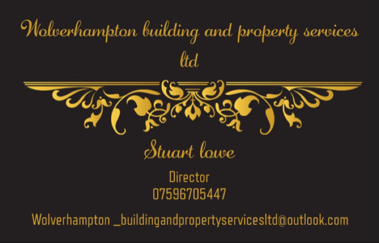 Wolverhampton building and property services ltd