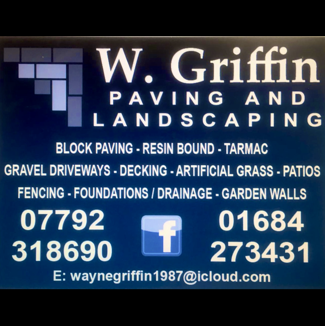 W. Griffin paving & landscaping