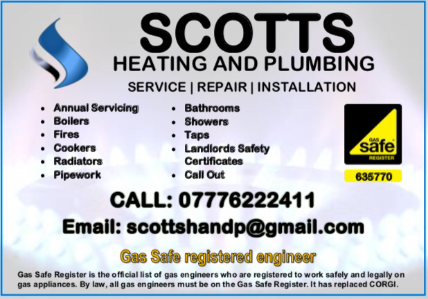 Scott's Heating and Plumbing