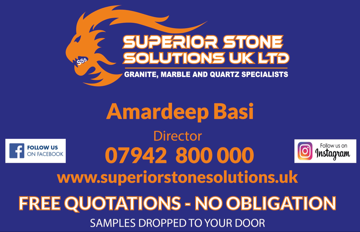 Superior Stone Solutions UK LTD