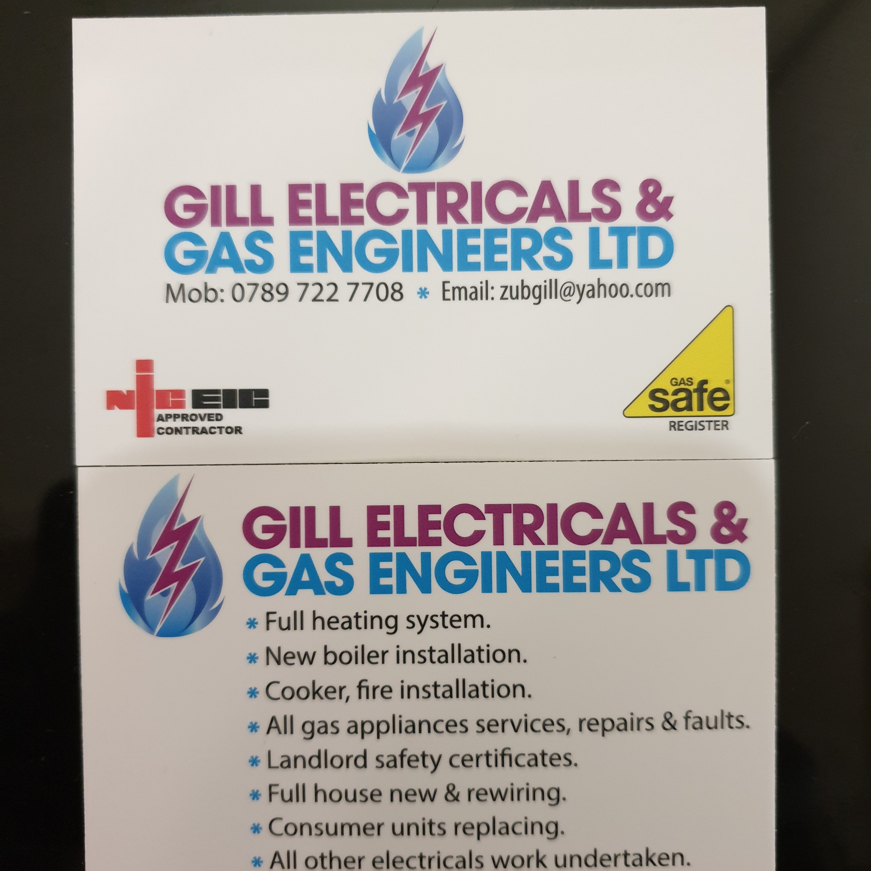 Gill Electrical and Gas