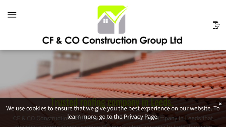 CF & CO Construction Group
