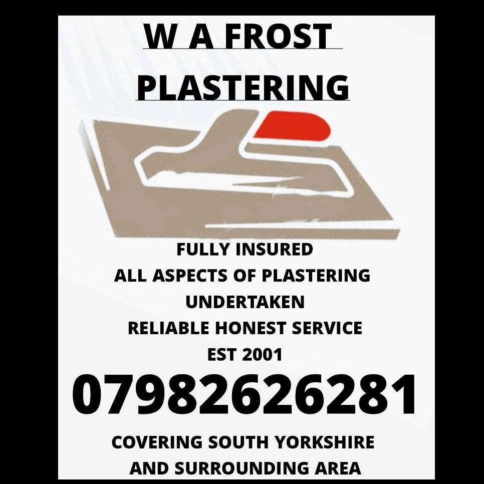 W A Frost Plastering