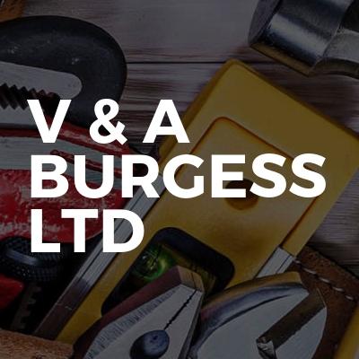 V & A Burgess ltd