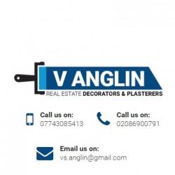 V Anglin Real Estate Decorators & Plasterers