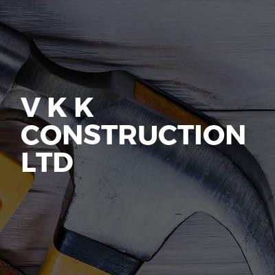 V K K Construction Ltd