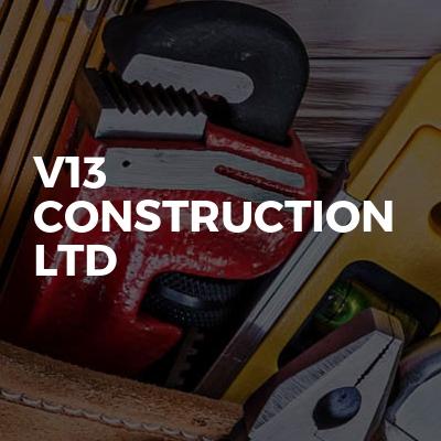 V13 Construction Ltd